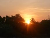 Sunrise at Mangalore